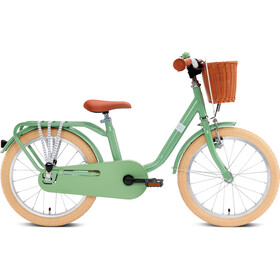 "Puky Steel Classic 18 Bicycle 18"" Kids, zielony"